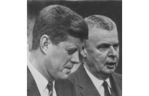 JFK and Dief