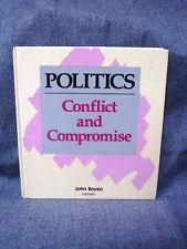 Politics Conflict and Compromise jacket