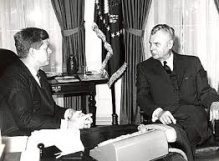kennedy and diefenbaker