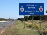 highway_of_heroes sign