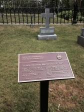 Sir John's Grave