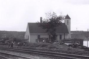 Africville church