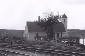 Africville church