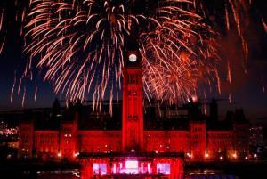 Dear Canada on her Birthday