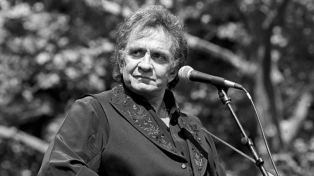 Johnny Cash At Central Park SummerStage