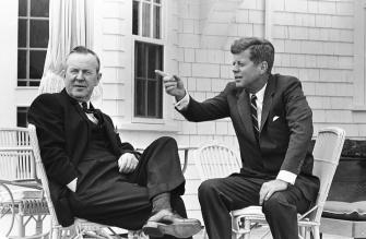 John F. Kennedy,  Lester Pearson